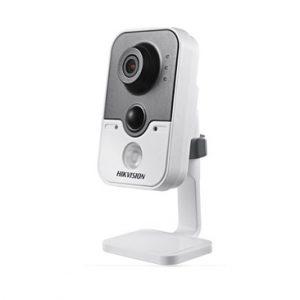 Hikvision>>Caméra Cube IP  ,IR 10m  DS-2CD2420F-I