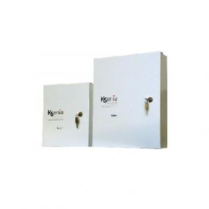 ksenia >>Boitier métallique blanc ,KSI7402117.010