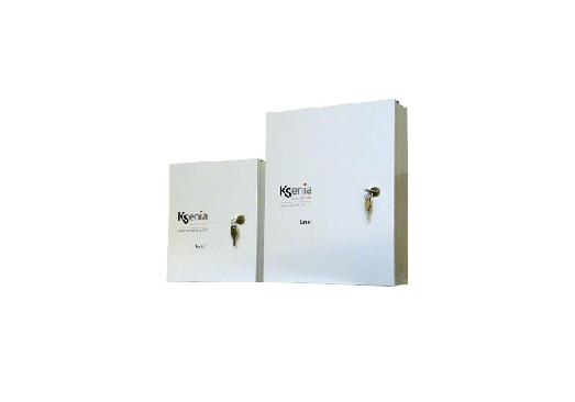 ksenia ,Boitier metallique ,KSI7402117