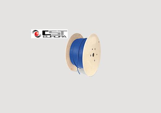 Cable- coaxiale -bobine- 250m