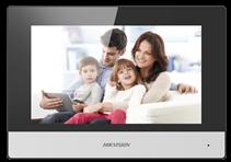 HIKVISION>> DS-KH6320-TE1- Vidéophone écran tactile 7″